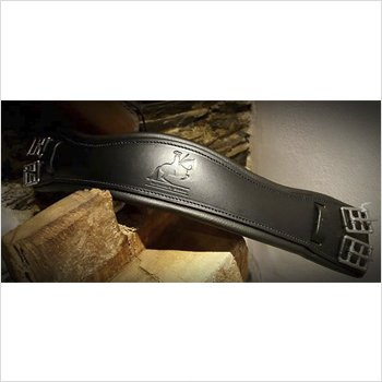 Short Leather Girth